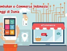 Melihat Peta Persaingan E‑Commerce Di Indonesia